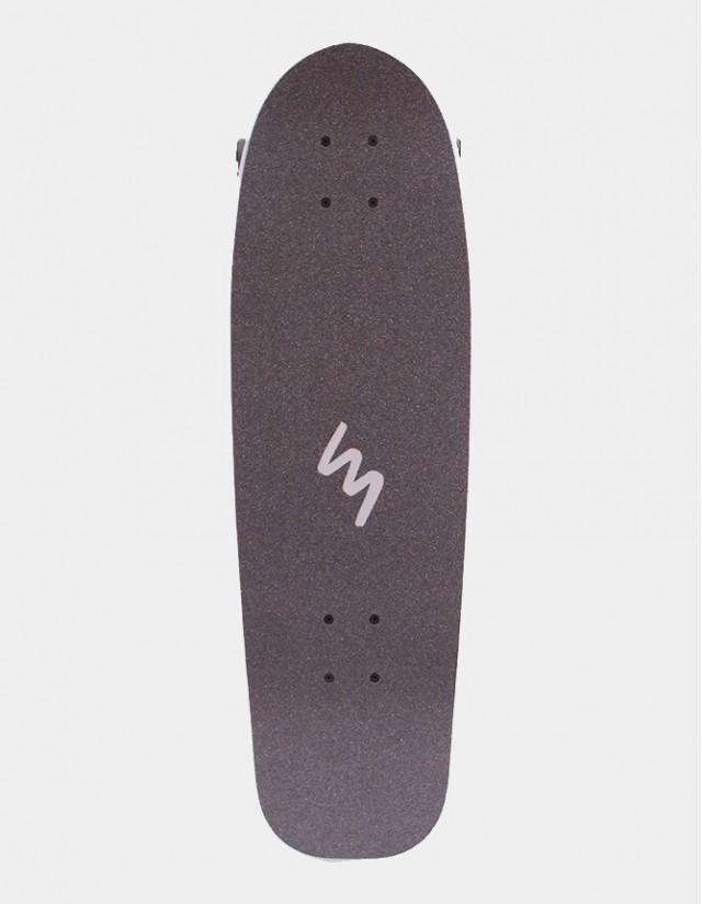 "Landyachtz Dinghy Blunt Uv Sun 29"" - Cruiser Skateboard Complete. - Cruiser  - Cover Photo 1"