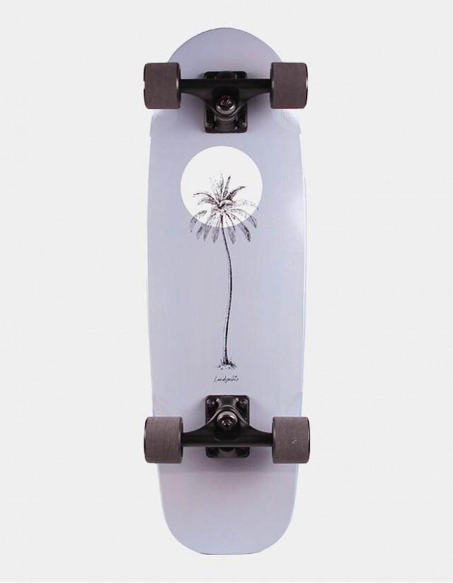"Landyachtz Dinghy Blunt Uv Sun 29"" - Cruiser Skateboard Complete. - Cruiser  - Cover Photo 2"