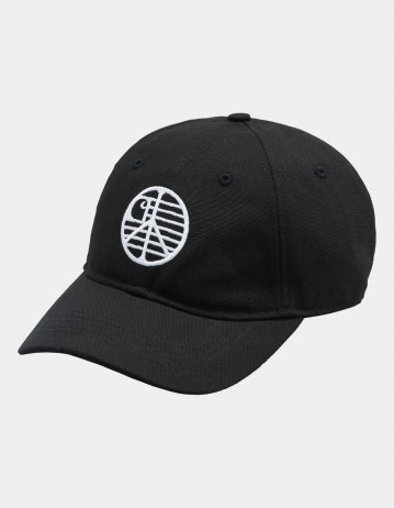 Carhartt Wip Insignia Cap Black / White. - Product Photo 1