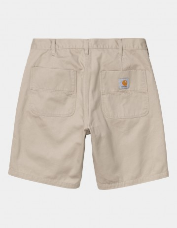 Carhartt Wip Abbott Short Wall Stone Washed. - Product Photo 1
