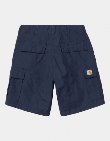 Carhartt Wip Field Cargo Short Space Rinsed. - Product Photo 1