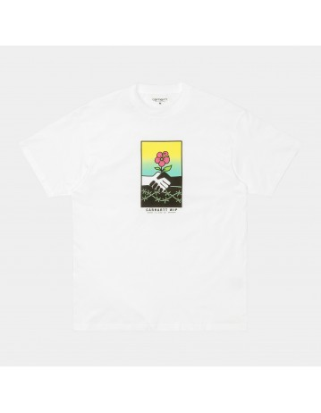 Carhartt Wip S/S Together T-Shirt White. - Product Photo 1