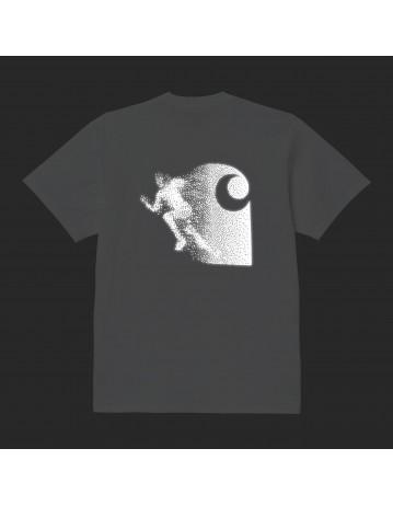Carhartt Wip S/S Warp Speed T-Shirt White / Reflective. - Product Photo 2
