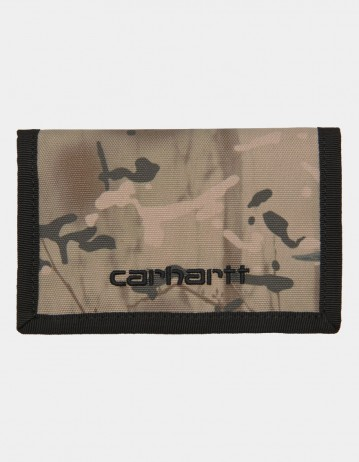 Carhartt Payton Wallet Camo Combi, Desert / Black - Product Photo 1