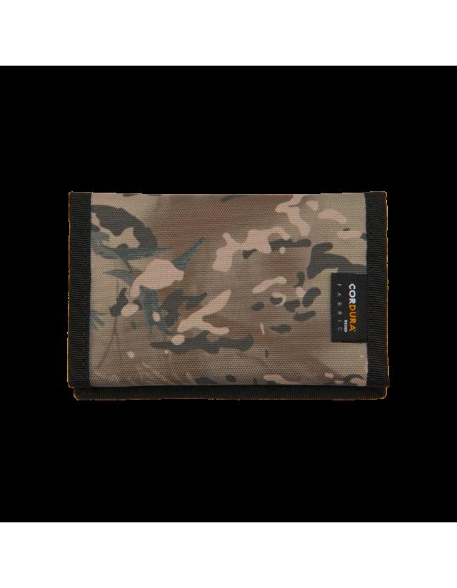 Carhartt Payton Wallet Camo Combi, Desert / Black - Wallet  - Cover Photo 2