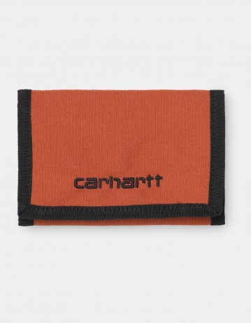 Carhartt Payton Wallet Cinnamon / Black - Product Photo 1