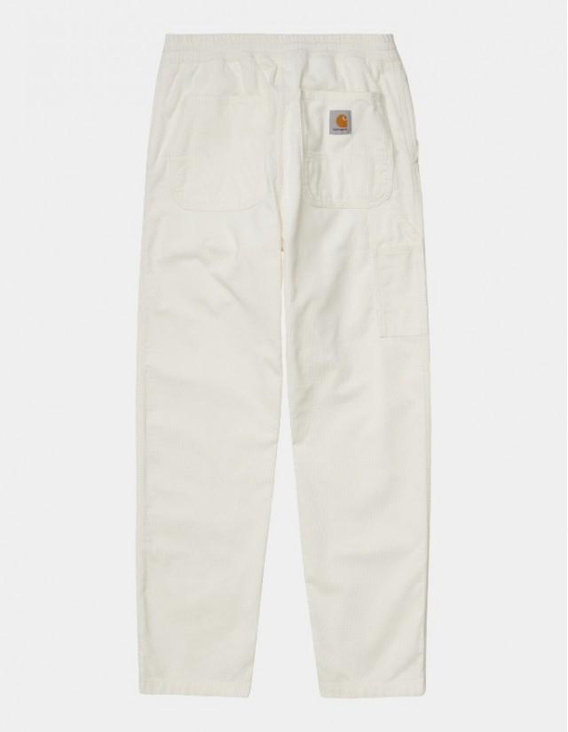 Carhartt Wip Flint Pant Wax Rinsed. - Men's Pants  - Cover Photo 1
