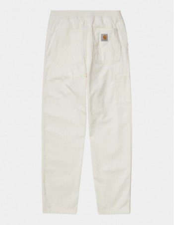 Carhartt WIP Flint Pant Wax rinsed. - Men's Pants - Miniature Photo 1