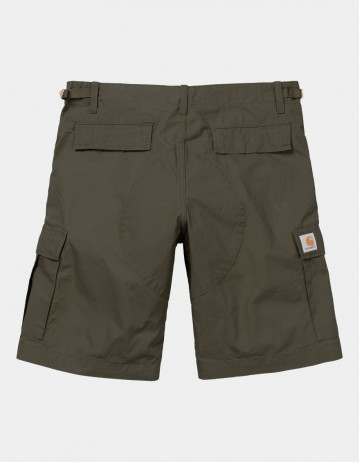 Carhartt Wip Aviation Short Cypress Rinsed. - Product Photo 1