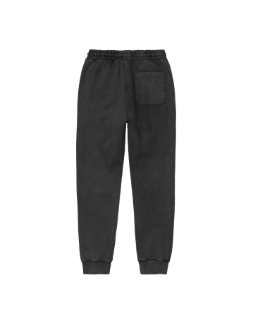 Carhartt Wip W Mosby Script Sweat Pant Black. - Product Photo 2
