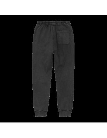Carhartt Wip W Mosby Script Sweat Pant Black. - Product Photo 2