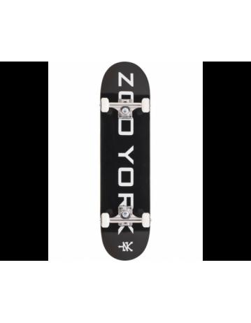 Zoo York Og 95 Logo Block Complete Black/White 7,75 - Product Photo 1