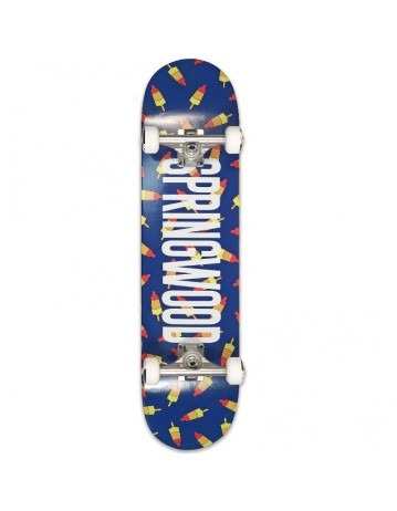 Springwood Rocket Air Complete Blue 7.75 - Product Photo 1
