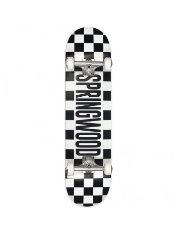 Springwood Checkers Complete 8.0 - Product Photo 1