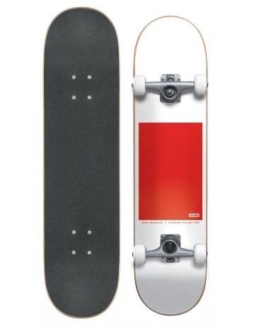 Globe g0 Black Serif - White / Red 8.0 - Product Photo 1