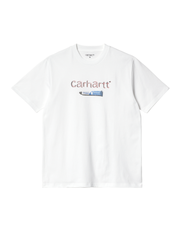 Carhartt Toothpaste Tshirt White - Product Photo 1