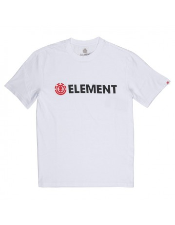 Element Blazin Ss Boy - White - Product Photo 1