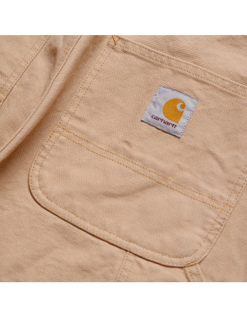 Carhartt Single Knee Pant - Dusty H Brown Rinsed - Product Photo 2