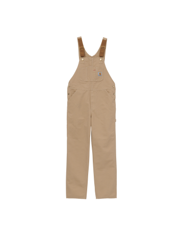 Carhartt Bib Overall - Dusty H Brown - Product Photo 1