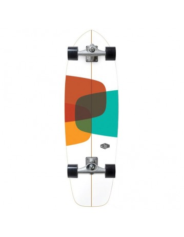 """Triton By Carver Cx Raw 32"""" Prismal Surfskate Complete - Product Photo 1"""