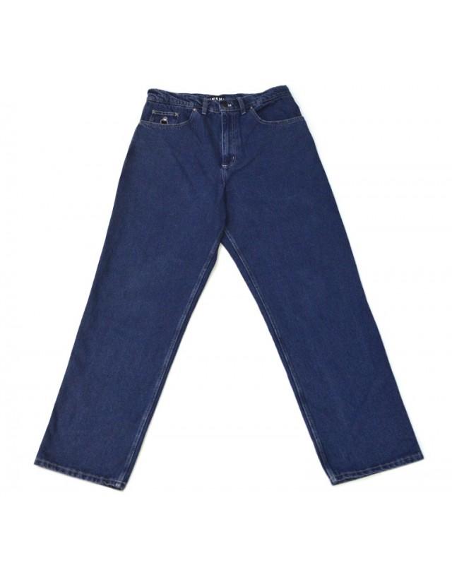 Nnsns Clothing - Bigfoot Dark Denim - Men's Pants  - Cover Photo 1