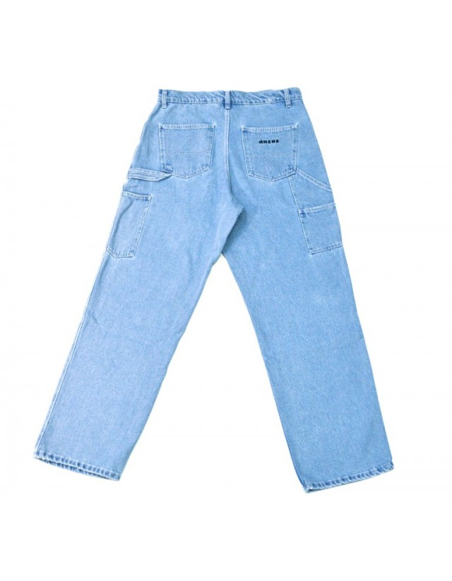 Nnsns Clothing - Yeti Superbleached - Men's Pants  - Cover Photo 1
