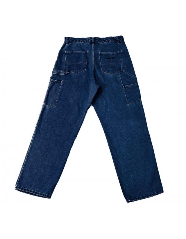 Nnsns Clothing - Yeti Dark Denim - Men's Pants  - Cover Photo 1