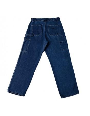 NNSNS Clothing - Yeti Dark denim - Men's Pants - Miniature Photo 1