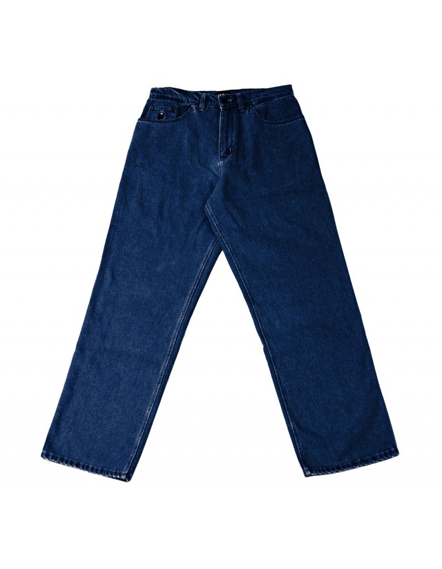 Nnsns Clothing - Yeti Dark Denim - Men's Pants  - Cover Photo 2