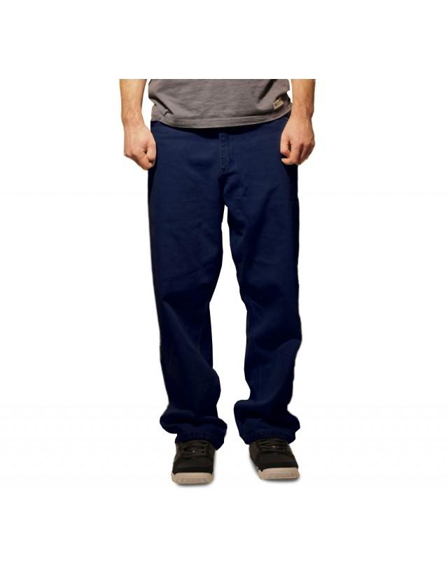 Nnsns Clothing - Yeti Dark Denim - Men's Pants  - Cover Photo 3