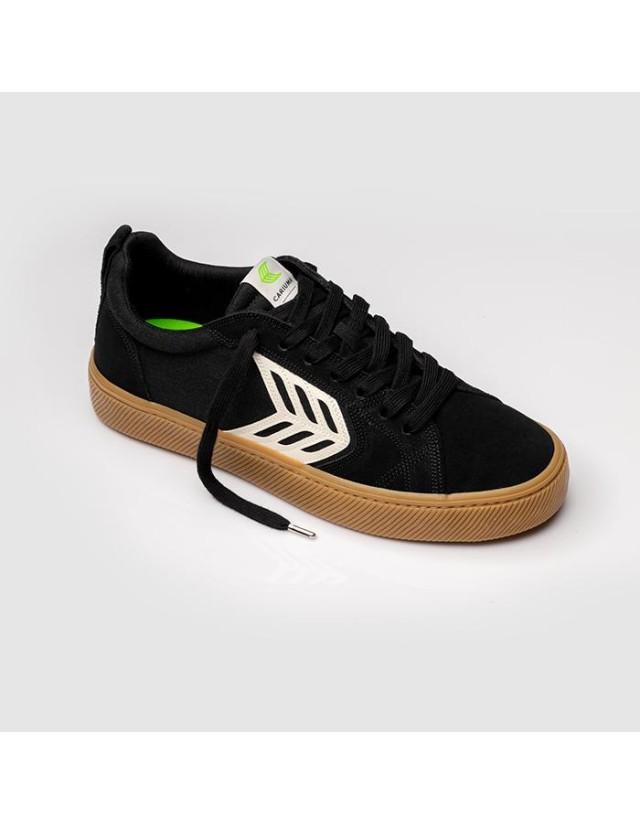 Cariuma Catiba Pro - Gum Black - Skate Shoes  - Cover Photo 1