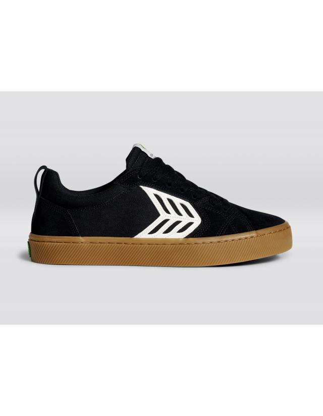 Cariuma Catiba Pro - Gum Black - Skate Shoes  - Cover Photo 2