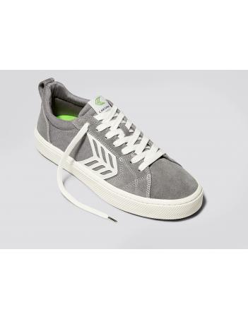 Cariuma Catiba pro - Charcoal grey contrast thread - Skate Shoes - Miniature Photo 2