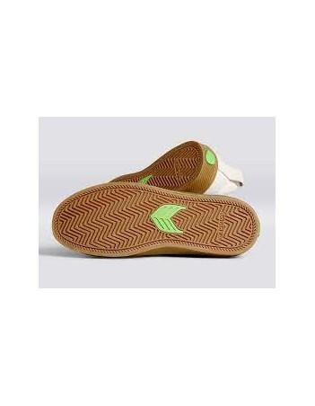 Cariuma Catiba pro - Gum vintage white - Skate Shoes - Miniature Photo 1