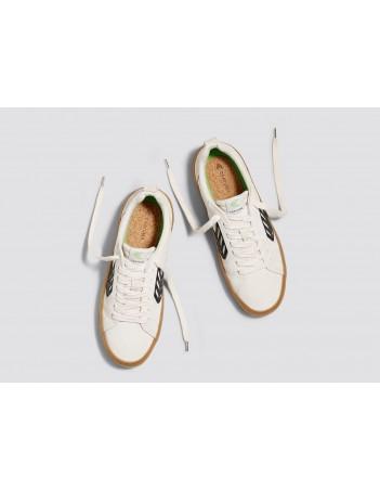 Cariuma Catiba pro - Gum vintage white - Skate Shoes - Miniature Photo 2