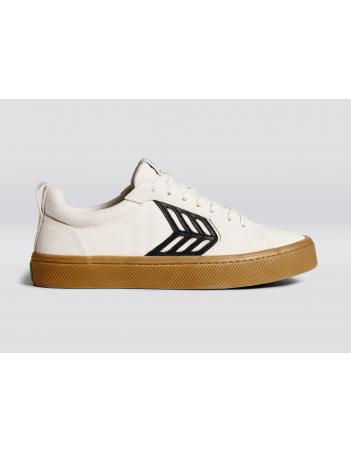 Cariuma Catiba pro - Gum vintage white - Skate Shoes - Miniature Photo 4
