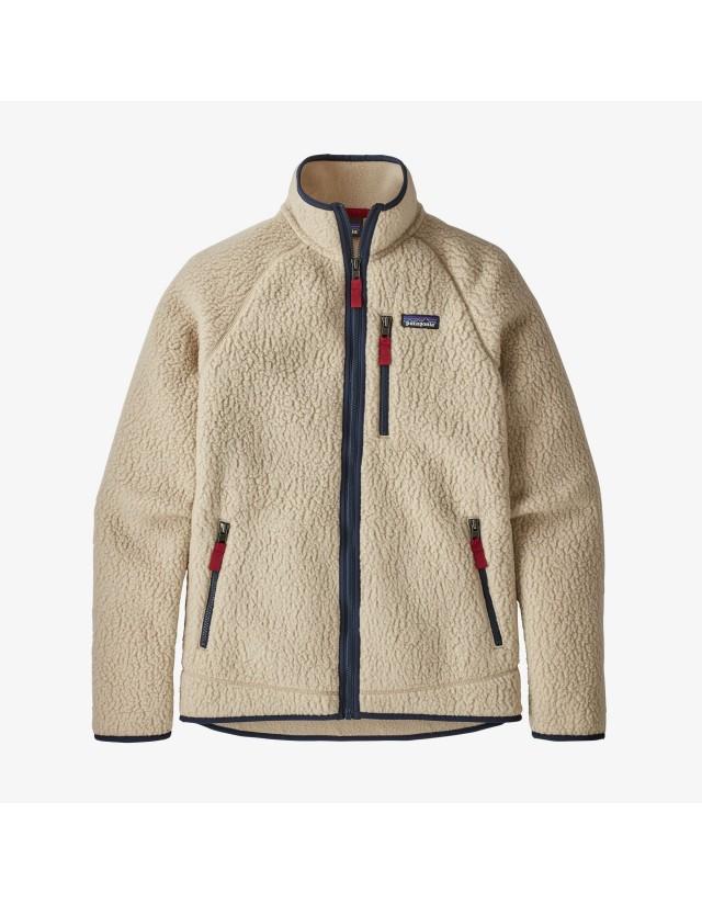 Patagonia M's Retro Pile Jacket El Cap Khaki - Men's Sweatshirt  - Cover Photo 1