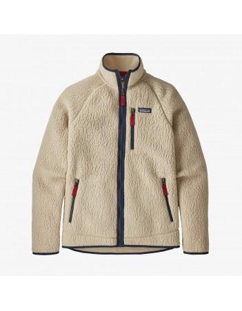 Patagonia M's Retro pile Jacket El cap Khaki - Men's Sweatshirt - Miniature Photo 1