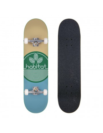 "Habitat Leaf Dot Green 7.75"" - Product Photo 1"