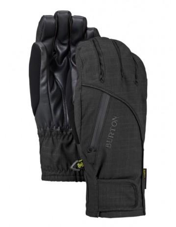 Womens Burton Baker Gloves 2 In 1 - True Black - Product Photo 1