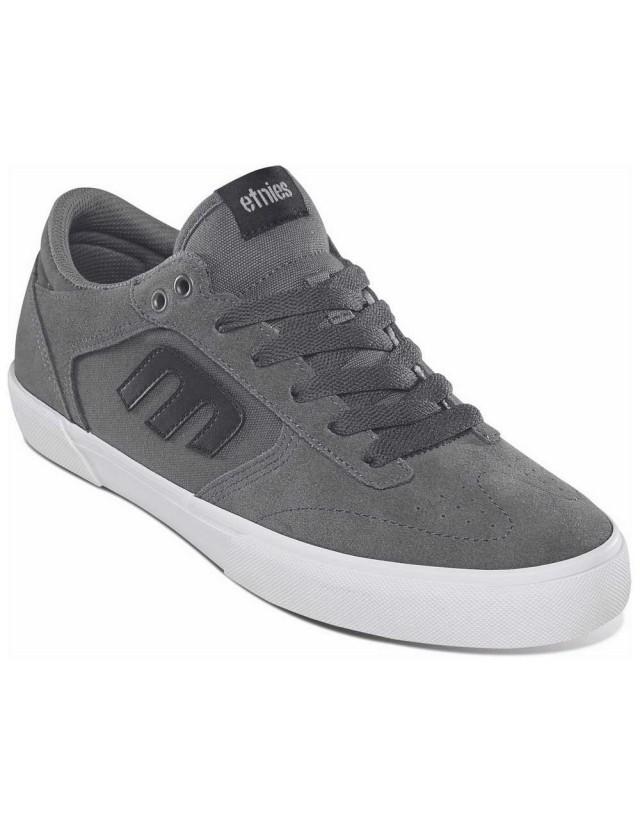 Etnies Windrow Vulc Dark Grey - Skate Shoes  - Cover Photo 1
