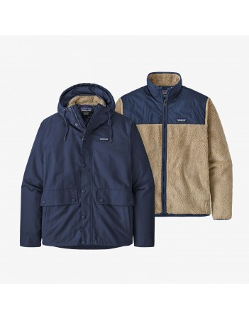 Patagonia M's Isthmus 3-in-1 jacket - Nena - Man Jacket - Miniature Photo 1
