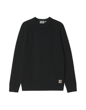 Carhartt Anglistic Sweather - Speckled Black - Product Photo 1