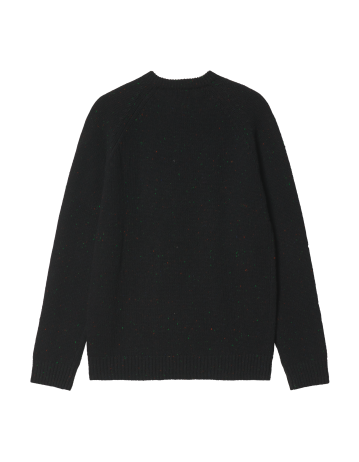 Carhartt Anglistic Sweather - Speckled Black - Product Photo 2