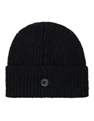 Carhartt Anglistic Beanie - Speckled Black - Product Photo 2