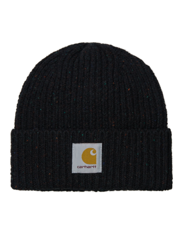 Carhartt Anglistic Beanie - Speckled Black - Product Photo 1