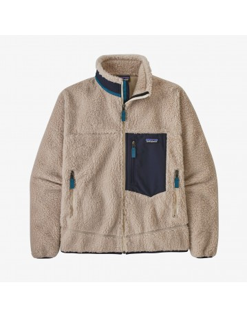 Patagonia M's Classic Retro-X Jacket - Natural - Product Photo 1
