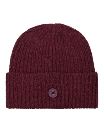Carhartt Anglistic Beanie - Speckled Wine - Product Photo 2