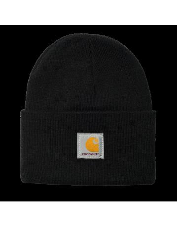 Carhartt Acrylic Watch Hat - Black - Product Photo 1