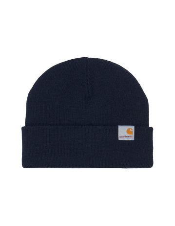 Carhartt Stratus Hat Low - Dark Navy - Product Photo 1